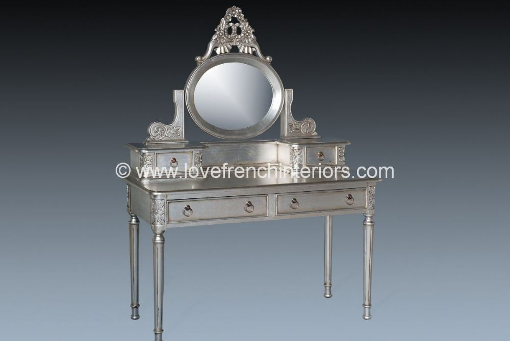 Alice Dressing Table and Mirror